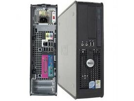 Dell Optiplex Desktop PC 740 / 755 / 760