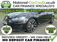 Volkswagen Golf 2.0 TDI GTD- 0% DEPOSIT FINANCE