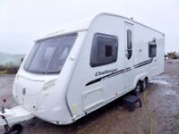 Swift Challenger 620 twin axle 4 berth,end bathroom,fixed bed,rare model