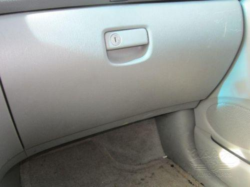 how to open glove compartment honda accord