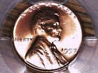 1957 PCGS Certified Lincoln Wheat US Small Cents (1909-1958)