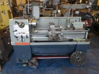 COLCHESTER MASTER GAP BED CENTRE LATHE