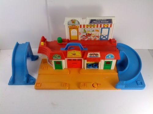 Fisher Price Play Family | eBay