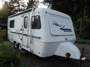 Wtb 21ft Bigfoot trailer B.C./Alberta