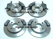 Ford Focus Rear Brake Discs