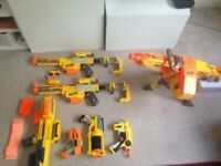 7 x Nerf Gun Bundle