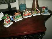 Mickey Christmas Train