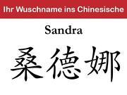 Wandtattoo Name