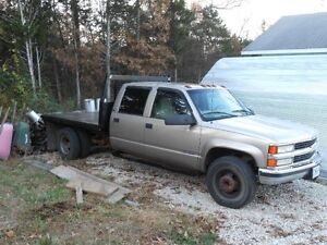 Wanted: Firewood Truck
