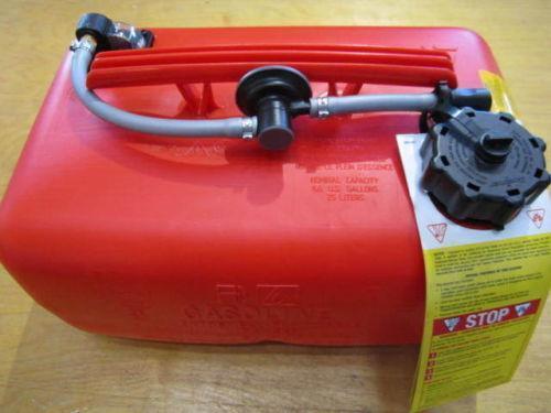 Mercury fuel tank ebay for Gas tanks for outboard motors