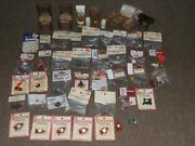 Dollhouse Miniatures Lot