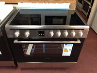 Montpellier Electric Range Cooker 90cm Wide **New / Display Item** Delivery Available