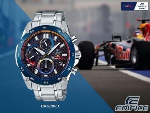 Edifice Has New And Limited Edition Watches With Toro Rosso