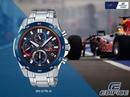 Limited Edition Gents Watch Toro Rosso Formula 1 Edifice ...