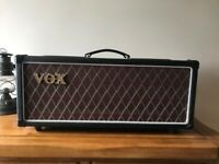 Vox AC15 Head with power reduction