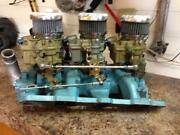 Pontiac Tri Power