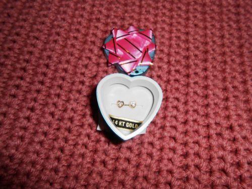 Diamond Chip Earrings Ebay