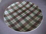 Homer Laughlin Plaid
