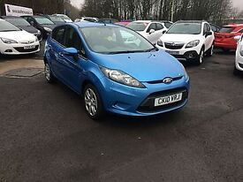 Ford Fiesta 1.4 EDGE (blue) 2010