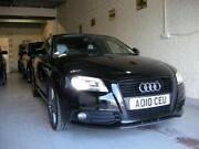 Audi A3 Black Edition 170