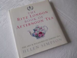 The Ritz London Book of Afternoon Tea