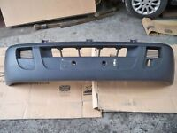 LDV MAXUS FRONT BUMPER WILL FIT YEAR FROM 2005-2009.