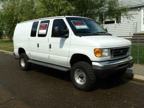 Used Vans For Sale Near Me >> 4x4 Van | eBay