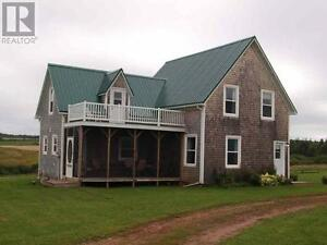 Prince Edward Island country home