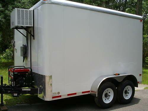 Refrigerated Trailer Ebay