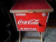 Antique Cooler