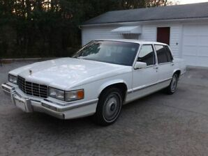 1993 Cadillac Deville (REDUCED) $4500 O.B.O