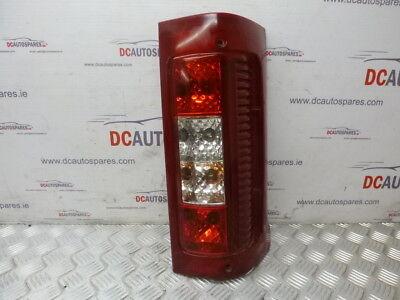 2003 CITROEN RELAY VAN REAR/TAIL LIGHT LAMP ON BODY ( DRIVERS SIDE)