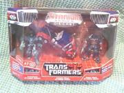 Transformers Protoform Optimus Prime