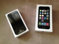 IPhone 5s 16gb Grey brandnew with 12 month Apple warranty
