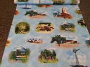 Nebraska Fabric
