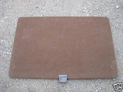 Motorraumabdeckung braun Engine Compartment Cover brown Talbot Matra Murena