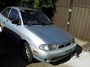 Ford Festiva Wrecking