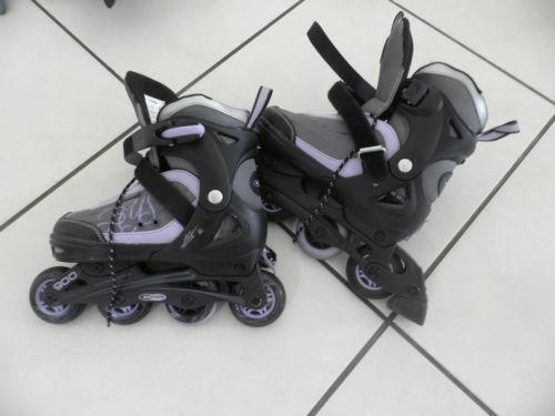 inline skates f r kinder ebay. Black Bedroom Furniture Sets. Home Design Ideas
