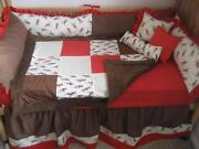 Sock Monkey Bedding