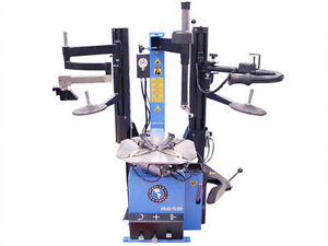 NEW - Atlas TC229DAA PROFESSIONAL Tire Changer - CLENTEC