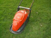 lawn mower flymo 330v