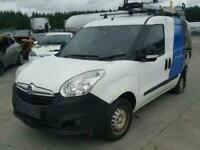 2013 Vauxhall Combo 1.6CDTI 16V COMBO 2000 BREAKING FOR SPARES PARTS ONLY