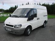 Ford Transit SWB Medium Roof