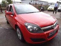 Vauxhall/Opel Astra 1.4i 16v 2006 Life