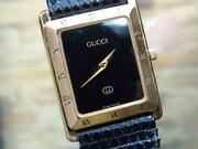 Gucci Gold Watch