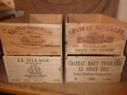 Used apple crates home furniture diy ebay for Where can i find old wine crates