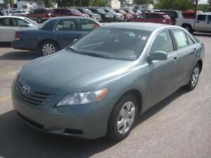 2007 TOYOTA CAMRY HYBRID FULLY LOADED AUTOMATIC
