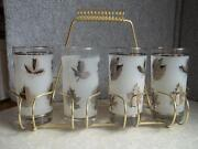 Vintage Drinking Glass Carrier