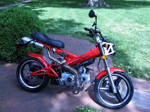 Moto Sachs madass 125
