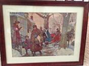 Howard Pyle Print